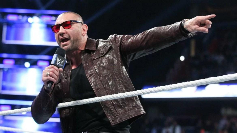 WWE: Quali erano i piani iniziali per il ritorno di Batista?