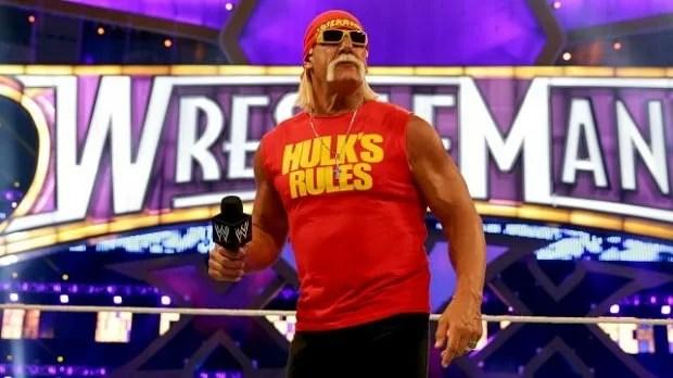 WWE RUMOR: Hulk Hogan apparirà durante Wrestlemania?