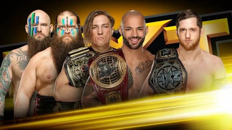 Report: NXT 14-11-2018