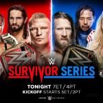 WWE: Svelato il motivo della grande vittoria di Raw a Survivor Series