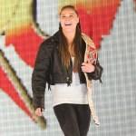 WWE: Ronda Rousey era a NXT TakeOver: WarGames (Foto)