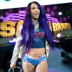 WWE: Sasha Banks fuori da Elimination Chamber?