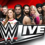 WWE: Live Coverage Roma 10-11-2018 (Foto & Video)
