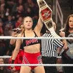 WWE: Ronda Rousey ha turnato heel?