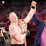 WWE: Dettagli sul possibile ritorno di Brock Lesnar in UFC