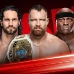 Report: WWE Raw 14-01-2019