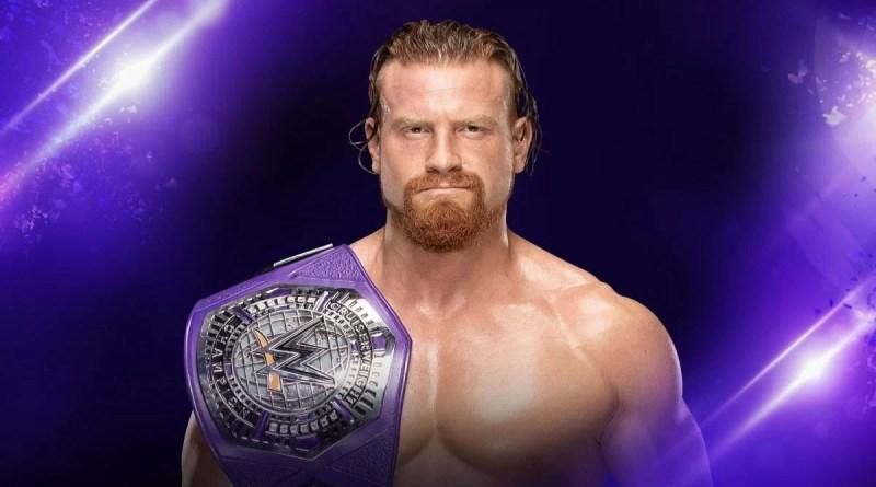 WWE: Risultati 205 Live 15-01-2019