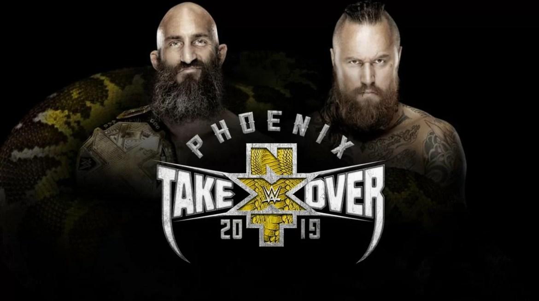 WWE: Risultati NXT Takeover: Phoenix 26-01-2019