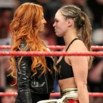 WWE: Reale odio tra Ronda Rousey e Becky Lynch?
