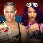 WWE: Rilasciate le quote per Ronda Rousey vs Sasha Banks della Royal Rumble