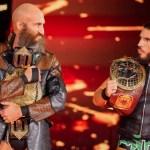 WWE: Quali erano i piani originali per Tommaso Ciampa e Johnny Gargano a Raw?