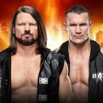 WWE: Annuncio speciale riguardo al match tra Randy Orton ed AJ Styles