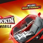 WWE: Un segmento con protagonista Braun Strowman è stato fatto per vendere dei giocattoli