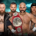 WWE: Rilasciate le quote di Revival vs Aleister Black & Ricochet vs Chad Gable & Bobby Roode
