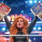WWE SPOILER: Come verrà gestita Becky Lynch tra i due roster?