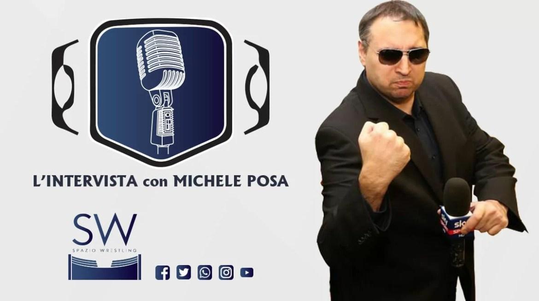 SpazioWrestling intervista Michele Posa (VIDEO)