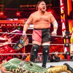 WWE: Perchè Samoa Joe non è apparso a Raw?