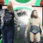 WWE: Ecco perchè Daniel Bryan e Rowan sono diventati campioni di coppia