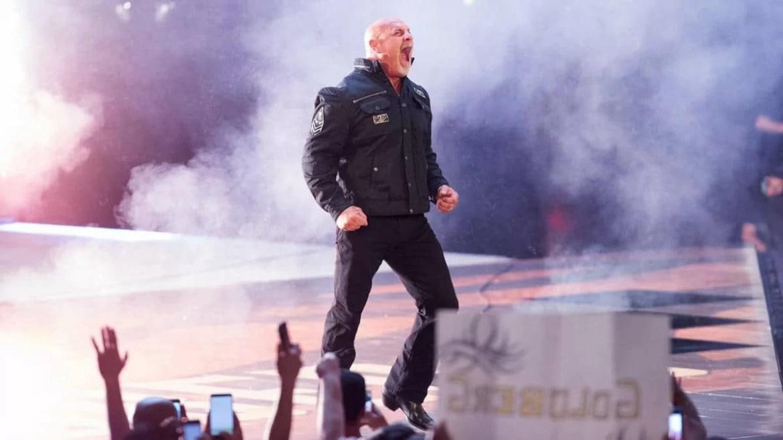 WWE: Rivedremo ancora Goldberg in futuro?