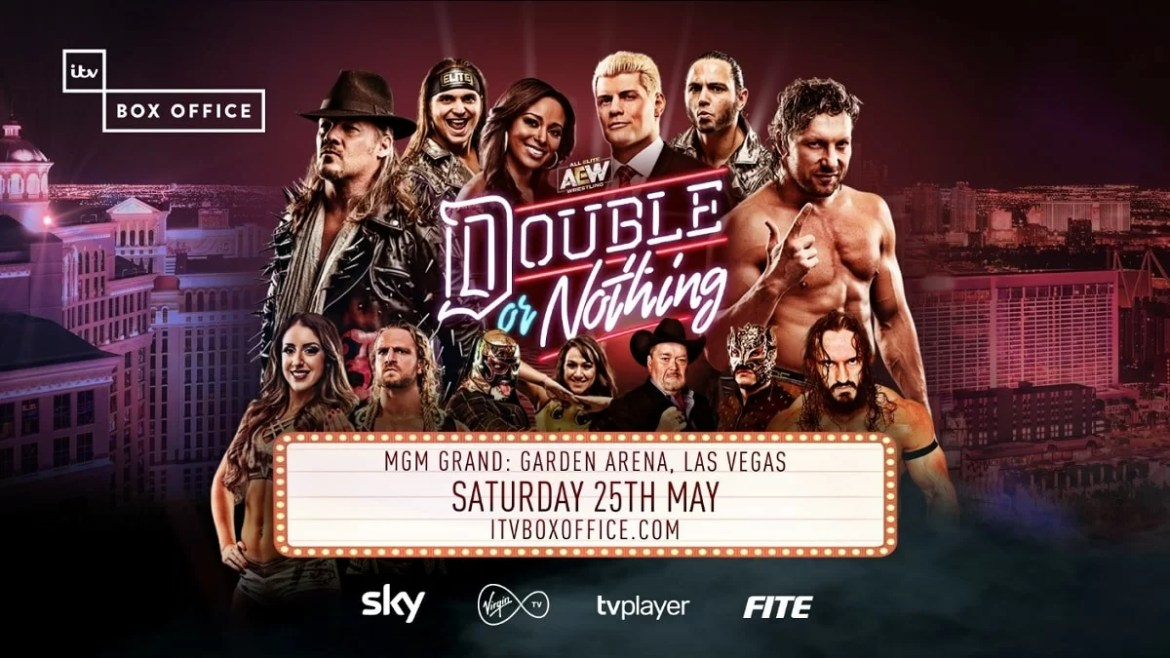 AEW: Risultati Double or Nothing 25-05-2019