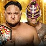 WWE SPOILER MONEY IN THE BANK: Importanti dettagli su Samoa Joe vs Rey Mysterio