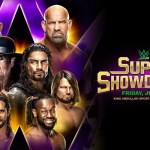 WWE: Annunciato un grande match per Super ShowDown