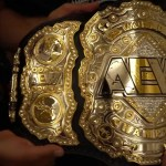 AEW: Svelato quando verrà messo in palio il AEW World Championship