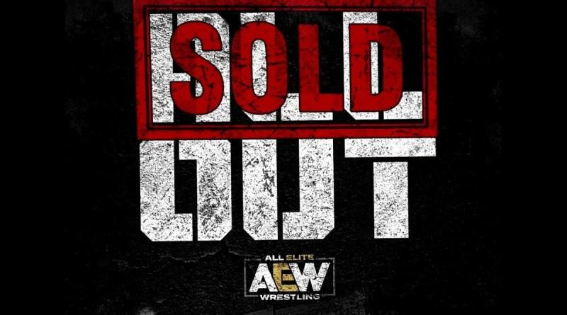 AEW: 137.600 persone hanno provato a comprare il biglietto per All Out