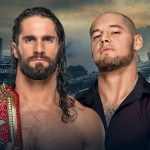 WWE RUMOR: Una Superstar femminile arbitrerà Seth Rollins vs Baron Corbin?