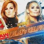 WWE: Aggiunta una stipulazione al match tra Natalya e Becky Lynch