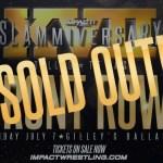 IMPACT WRESTLING: Card aggiornata di Slammiversary XVII