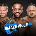 """WWE: Arriva """"Smackville"""" evento speciale che si terrà il 27 luglio"""