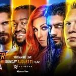 WWE: Annunciato un nuovo match per SummerSlam