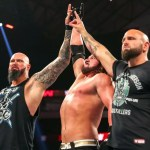 "WWE: AJ Styles, Karl Anderson e Luke Gallows commentano la riunione del ""The Club"""