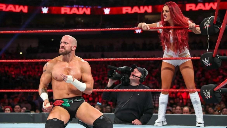 Mike Bennett e Maria Kanellis faranno un annuncio importante stasera durante Raw