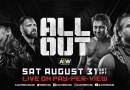 AEW: Altra Superstar dovrà rinunciare ad All Out?