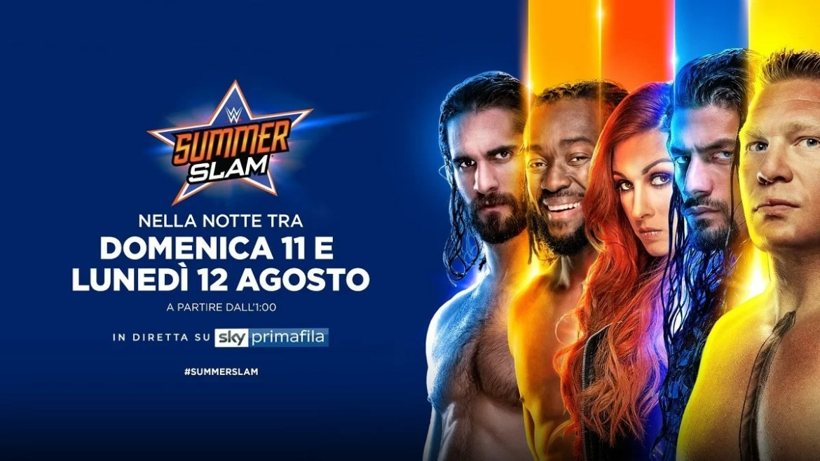 Report: WWE Summerslam 2019