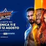 Report: WWE Summerslam 2019