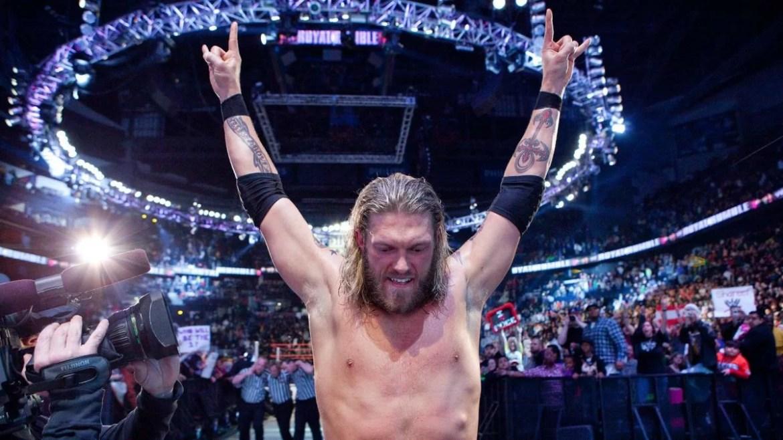 WWE: Si complica il ritorno sul ring di Edge