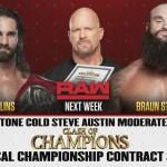 WWE: Importanti dettagli sul segmento di Stone Cold a Raw