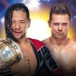 WWE: Rilasciate le quote per Shinsuke Nakamura vs. The Miz