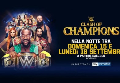 Report: WWE Clash of Champions 2019