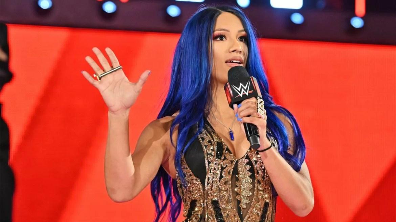 WWE/AEW: Sasha Banks commenta quanto accaduto con Sammy Guevara