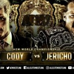AEW: Aggiunta una stipulazione speciale a Chris Jericho vs Cody