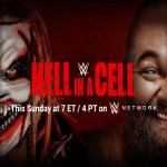 WWE: Card finale di Hell in a Cell 2019