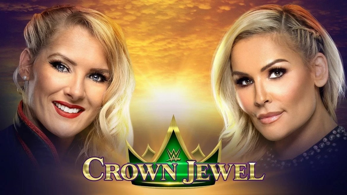 WWE: Natalya e Lacey Evans sapevano del loro match a Crown Jewel?