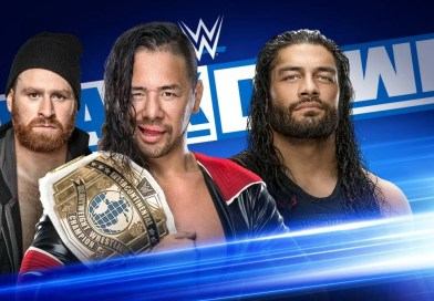 Report: Friday Night SmackDown 18-10-2019