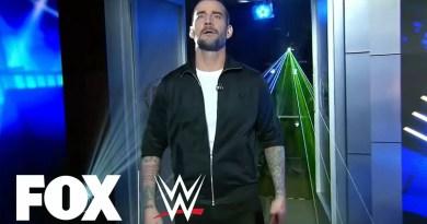 WWE: La WWE potrebbe non aver gradito l'ingaggio di CM Punk da parte di FOX