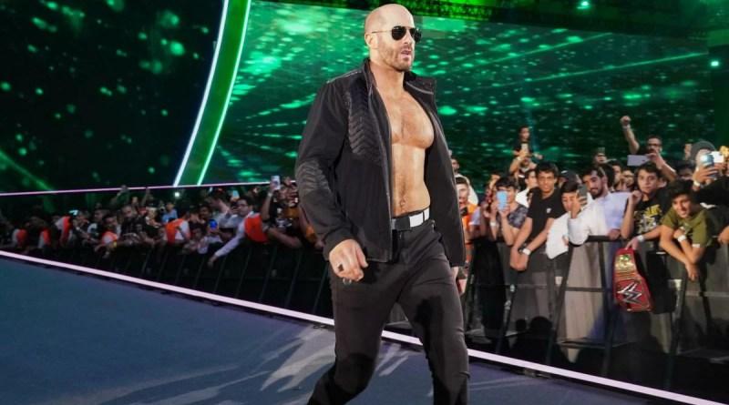 WWE: Cesaro riporta in luce una delle sue mosse più spettacolari a WrestleMania