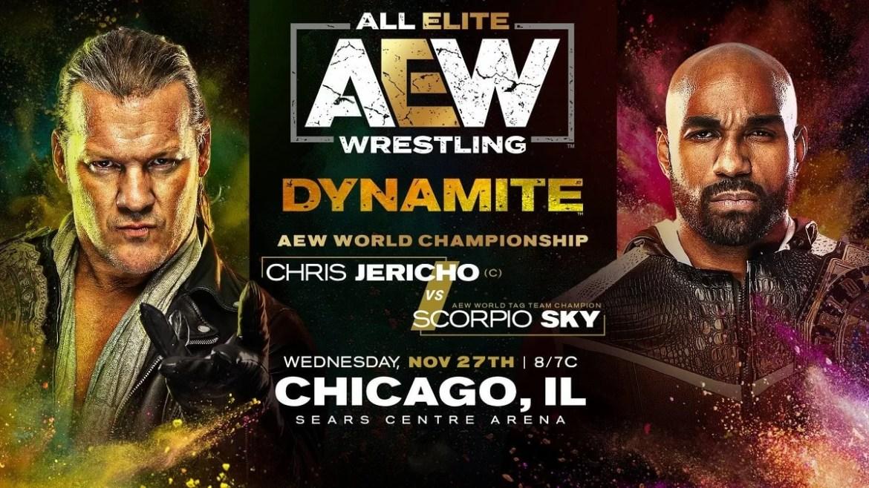Report: AEW Dynamite 27-11-2019